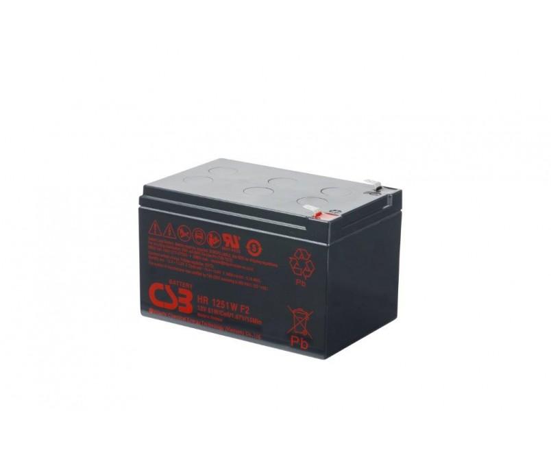HR1251W (12V 34.0w/cell )