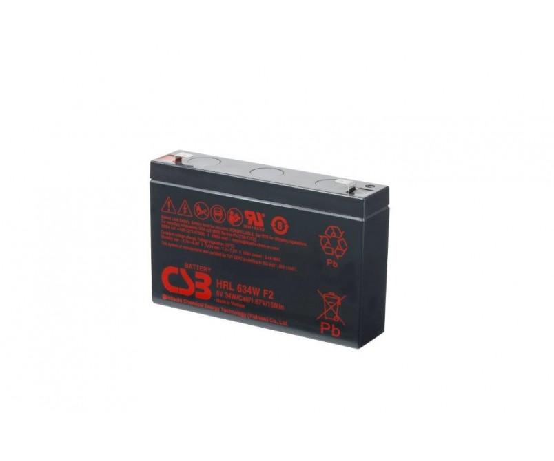 HRL624W (6V 34W)