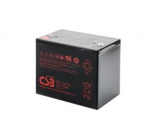 GPL12750 (12V 80Ah)